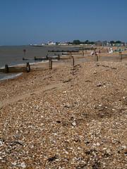 Whitstable (Dubris) Tags: england kent whitstable seaside coast beach shingle