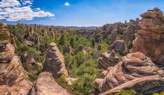 Chiricahua National Monument (mickdep59) Tags: natureetpaysages usa arizona rochers nationalmonument paysages chiricahuanationalmonument rocks willcox étatsunis us