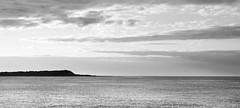 Headland (Elisafox22 catching up again ;o)) Tags: elisafox22 sony rx10m3 headland sea sky banff aberdeenshire scotland minimal silhouette monochrome blackandwhite monotone bw mono greyscale elisaliddell©2018 ditat htt texturaltuesday digginginthearchivestuesday