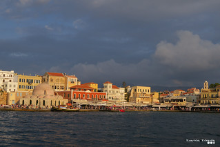 Chania Old Town And Venetian Port...