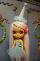 Lovely Taffy! (Primrose Princess) Tags: ooakblythe blythecustom takara blythe doll ballerina vintage alpacareroot paris france dollydreamland princess ballet tutu cinnamongirlblythe ladeedolly lilitix karolinefelix pink blue gold