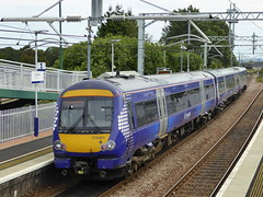 170461 at Camelon (The Jamster - Trains and Trams) Tags: class170 dmu railway train