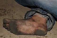 dirty city feet 585 (dirtyfeet6811) Tags: feet foot sole barefoot dirtyfeet dirtyfoot dirtysole blacksole cityfeet