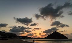 Sunrise - الشروق || (! FOX) Tags: adan yemen little al5ain fox sunrise