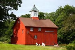 Barn near Madison, CT (Steve O'Day) Tags: connecticut barn northeast canon explore photography travel roadtrip