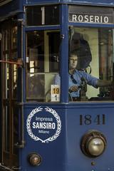 Milano (Aldo Cicirello) Tags: milano paesaggiourbano tramstorico