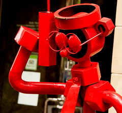 Calgary001_64 (janetliz) Tags: calgary alberta spring robot sculpture