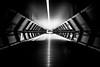 One Canada Square (Howard Yang Photography) Tags: london canarywharf onecanadasquare leicam 28elmarit travel tunnel