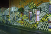 Mural 1 (mekiaus) Tags: stpeters sydney nsw australia streetphotography nightstreetphotography sony a6000 outside colour street nighttime mural