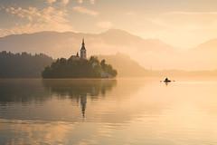 IMG_8351 (Bartek Rozanski) Tags: bled blejskigrad blejskiotok gorenjska slovenia island baroque church alps alpine water reflection boat rowing karawanken karawanki morning sunrise