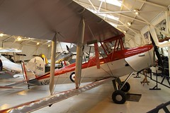 K2585 DE HAVILLAND TIGER MOTH SHUTTLEWORTH COLLECTION (toowoomba surfer) Tags: biplane aviation aircraft aeroplane museum airmuseum aviationmuseum