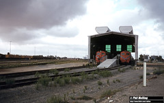 3582 XA1415 X1001 Forrestfield on 1 April 1983 (RailWA) Tags: railwa philmelling westrail 1983 xa1415 x1001 forrestfield