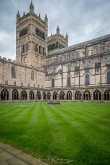 Durham Cathedral (Bogtramp) Tags: longexposure kpkphotography england urban university cathedral kitching street d500 shop city sigma nikon durham uk architecture
