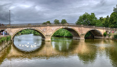 The Severn Bridge at Bewdley, Worcestershire (Baz Richardson (catching up again)) Tags: worcestershire bewdley thomastelford georgianarchitecture bridges severnbridgebewdley gradeilistedbridges