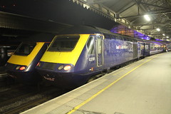 43191 (matty10120) Tags: class railway rail train travel transport hst high speed 125 43 great western 332 heathrow express london paddington
