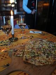 Have a beautiful Weekend, my Friends❤️😊 (martinap.1) Tags: food huaweimate9 essen bistro kerze dinner abendessen