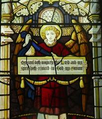 [64729] St Denys, Sleaford : Peake Window (Budby) Tags: sleaford lincolnshire church window stainedglass