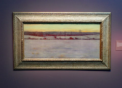 The Freer Gallery of Art (ktmqi) Tags: washingtondc smithsonian artmuseum art freergallery stanfordwhite dwightwilliamtryon winter oiloncanvas