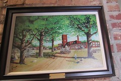 Blue Springs Cotton Mill---Oxford, Al. (bamaboy1941) Tags: backintheday oxfordal cottonmill