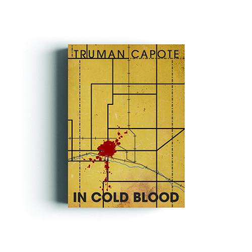 Truman Capote book fan photo