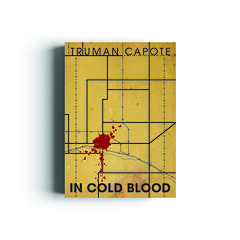 In Cold Blood (dhphotodesign) Tags: truman capote cold blood book cover redesign map murder