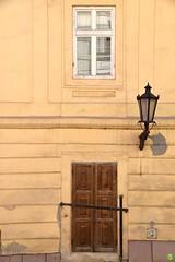 It's closed today (petrOlly) Tags: europe europa slowakei slovakia slovensko słowacja sk2018 banskáštiavnica architecture architektura building buildings window windows hww happywindowwednesday windowwednesday door doors