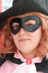 Haru from Persona 5 - Close Up (NekoJoe) Tags: amecon amecon2018 ame ame2018 animeconvention closeup convention cosplay cosplayer coventry england gb gbr geo:lat=5237793820 geo:lon=156064332 geotagged haruokumura midlands persona5 uk unitedkingdom warwickartscentre