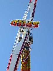 Wheaton, IL, Taste of Wheaton, Carnival, Speed Ride (Mary Warren 11.0+ Million Views) Tags: wheatonil tasteofwheaton carnival ride speed