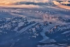 Somewhere merges, somewhere diverges (debamalya.chatterjee) Tags: landscape landscapephotography mountains glacier nature nikon naturephotography alaska