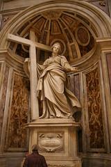 IMGP2083 (Maurizio Masini) Tags: roma rome rom vatican vaticano sanpietro statue saints