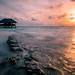 Sunset in Dhigufaru - Maldives - Travel photography