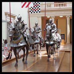 Metropolitan Museum of Art 1 (PDX Bailey) Tags: new york city met metropolitan museum art newyorkcity statue people exhibit horse