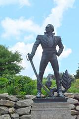 Philadelphia, PA - Fairmount Park East - Casimir Pulaski (jrozwado) Tags: northamerica usa pennsylvania philadelphia fairmountpark park statue monument casimirpulaski kazimierzpułaski