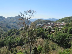 Tribal Village (D-Stanley) Tags: shanplateau kalaw myanmar burma