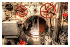 Laboe - TECHNISCHE MUSEUM U-995 Bulkhead (Daniel Mennerich) Tags: u995 submarine laboe type viic41 museum ship