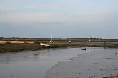 Brancaster Staithe harbour (JonCombe) Tags: coastwalk211 norfolk coast path norfolkcoastpath