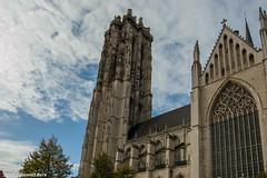 Mechelen (Fotogroep Perron-Oost (Bennet)) Tags: antwerpen begijnhof belgien belgique belgium belgië city europa europe malines maneblussers mechelen provincieantwerpen sintromboutskathedraal sintromboutstoren vlaanderen vrijwilligers wandelingen citytrip d50 kathedraal nikon stad