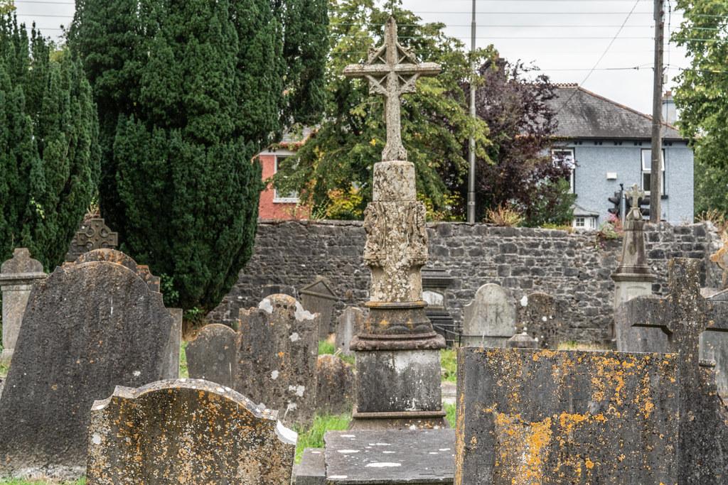 OLD CHURCHYARD KNOWN AS ST. JOHN'S [DUBLIN ROAD KILKENNY]-142938