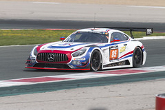 #85 PROsport Performance - Mercedes-AMG GT3 (navy_992) Tags: 12h hankook navarra motorsport arcos race racing endurance mercedes amg gt3