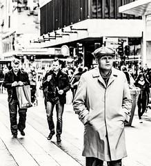 Friday on My mind... (mikeback-streetphotography) Tags: streetstyle streetphotographer stockholm streetarteverywhere streetportrait streetart streetphotographers station street streetphotography streetphoto monochromatic monochrome mono bnw urban blackwhite black blackandwhitephotography