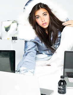Madison Beer BLK
