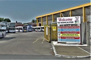 Doncaster Bus Garage.