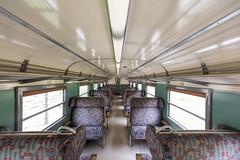 wocheiner bestuhlung [II] (dadiolli) Tags: podbrdo tolmin slowenien si 813 slovenia fsaln668 wocheinerbahn railway bahn sz bohinjrailway