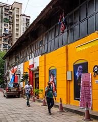 DSCF0801 (Deepak Kaw) Tags: street mumbai india composition colours fujifilm people spiderman fun funny