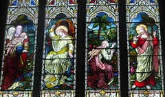 [64585] St Denys, Sleaford : Parry Window (Budby) Tags: sleaford lincolnshire church window stainedglass