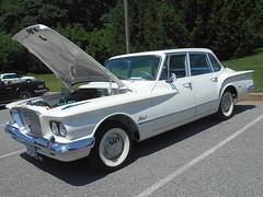 1960 Plymouth Valiant (splattergraphics) Tags: 1960 plymouth valiant abody mopar carshow reisterstownregionalpark reisterstownmd