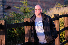 Saturday sunset (Photomat) Tags: train festival indierock indietracks2018 derbyshire music uk indietracks emotionalresponse