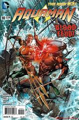 Aquaman 10 (WesternOutlaw) Tags: aquaman aquamancomic dc dccomics atlantis blackmanta arthurcurry