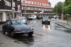 Citroën DS19 1973 (TedXopl2009) Tags: 67yb80 citroën ds19 nederland netherlands amsterdam purmerplein xs94zv volvo 340
