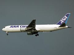 JA602F Boeing 767-381F of All Nippon Airways (johnyates2011) Tags: bangkok bangkokairport bangkoksuvarnabhumiairport bangkoksuvarnabhumiinternationalairport suvarnabhumiinternationalairport suvarnabhumiairport allnipponairways boeing b767 ja602f